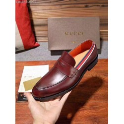 GUCCI OXBLOOD DRESS SHOE