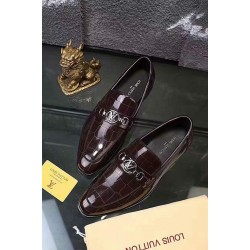 PATENT CAP TOE LOUIS VUITTON