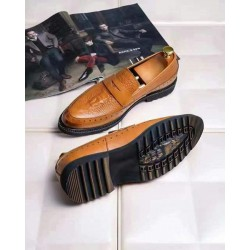 Ultra Quality Men's Brown Leather Shoe