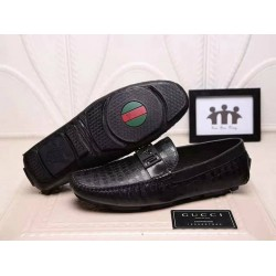 Gucci Quality Black Loafers