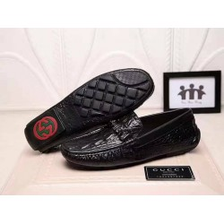 Gucci Ultra Black Loafers