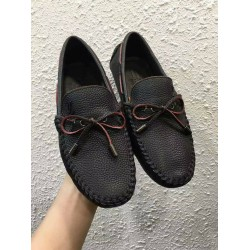Louis Vuitton Laced Loafers