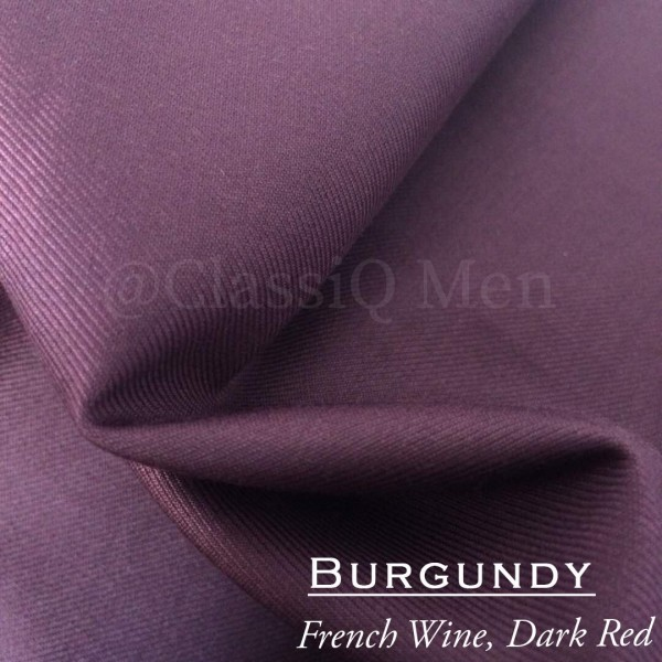 Burgundy fashion fabric (BY THE YARD)