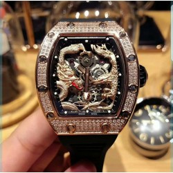 Richard Mille automatic mechanical watch
