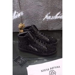 BLACK STONE-PHILIPP PLEIN SNEAKERS