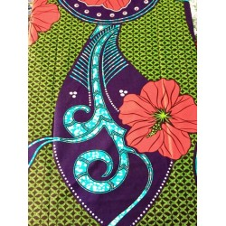 Colourful Afro Fabrics (x6 yards)