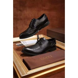 Black Gucci Dress Shoe