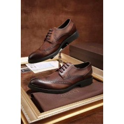 Leather Gucci Dress Shoe